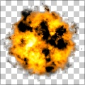 Volumetric Explosions