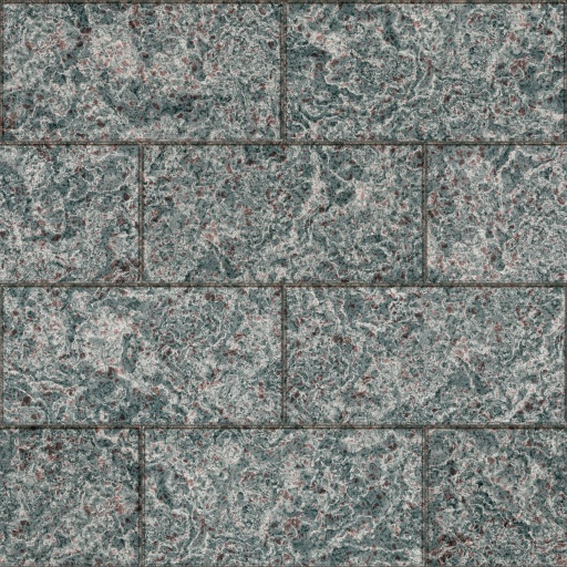 Breccia Granite Blocks 1 (Texture)