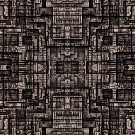 simply complex tech texture