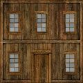 Wooden house gen