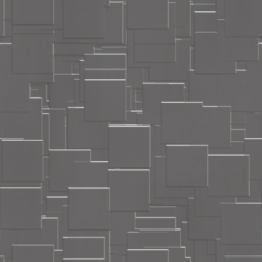 Cube Metal Sheeting Panel Texture