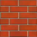 Old Factory Red Bricks Wall