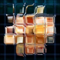Art Deco Glass Blocks