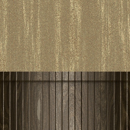 Rustic Wall Paneling ~ Wood wall paneling casual cottage