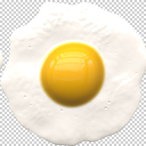 Fried Egg (Texture)