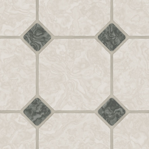 Classic Floor Tile Diffuse Map