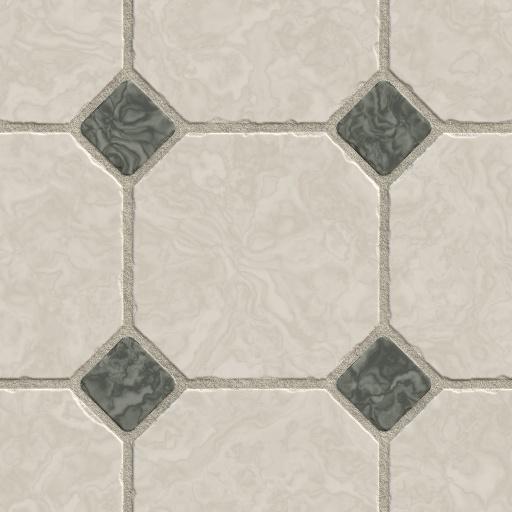 Classic Floor Tile Texture