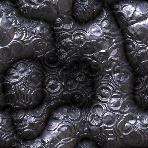Alien Walls Texture