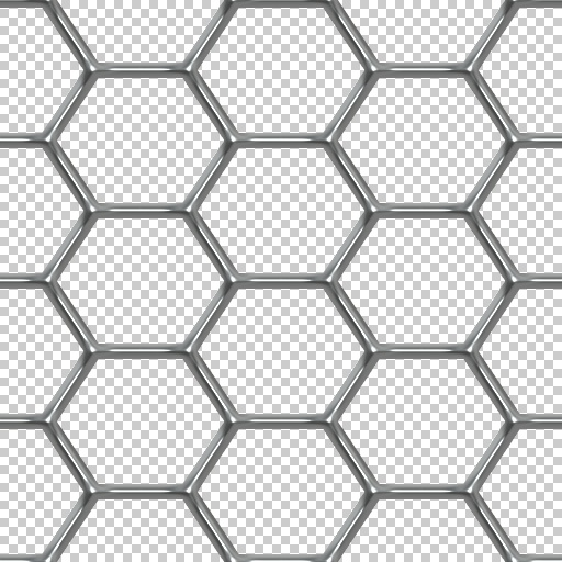 Hexagon - Net (Effect)
