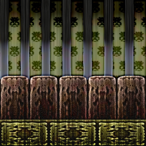 Gothic wallpaper (Texture)