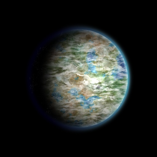 gas giant texture map - photo #47