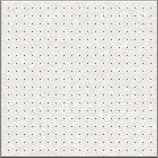 Acoustic Ceiling Tile 1w Texture
