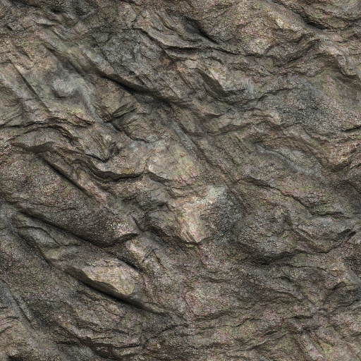 Rocky Cliff (Texture)