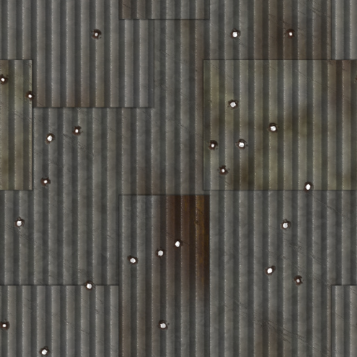 The Shack Texture