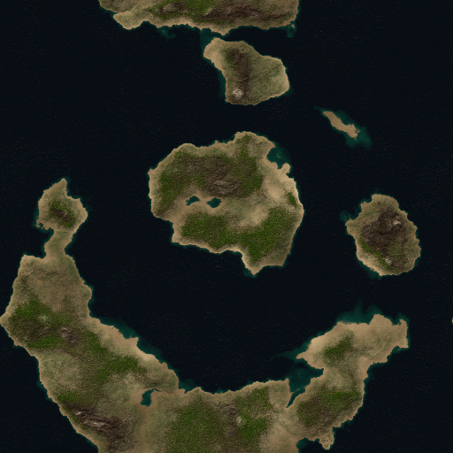 Satellite Image (Effect)